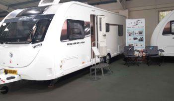Leisure Home Wrenbury FBW 2020 – 8FT Wide full