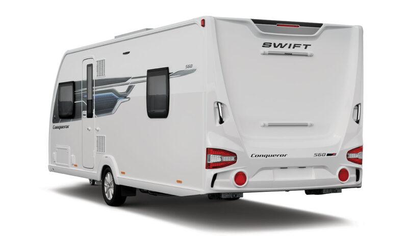 Swift Conqueror 560 2022 full